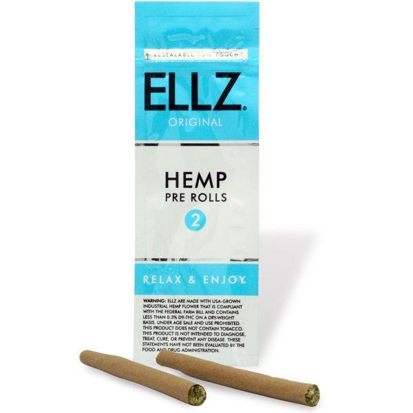 ELLZ Hemp Pre Rolls Original