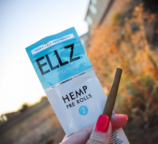 ELLZ Original Hemp Pre Roll