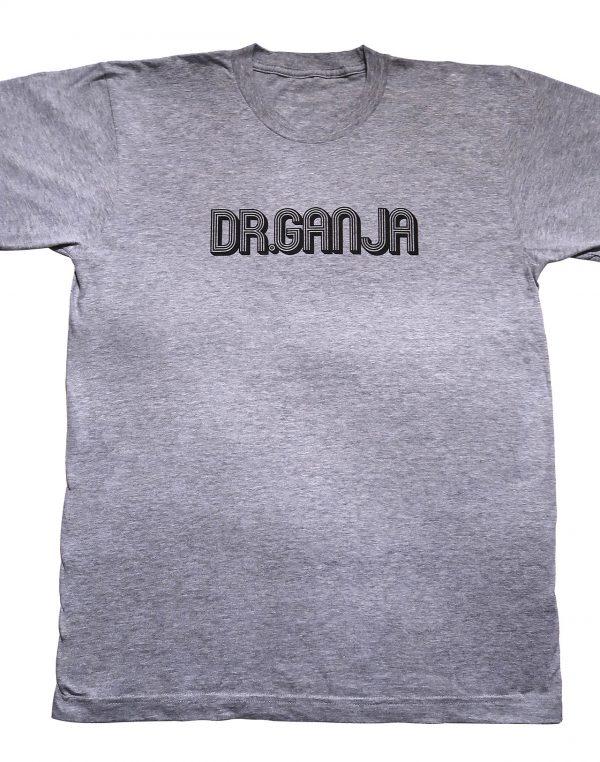 T-Shirt Dr.Ganja Grey