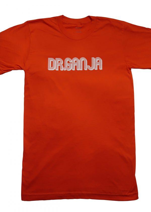 T-Shirt Dr.Ganja Orange