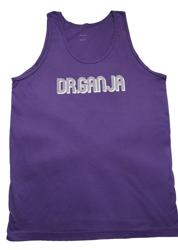 Tank Top Dr.Ganja Purple