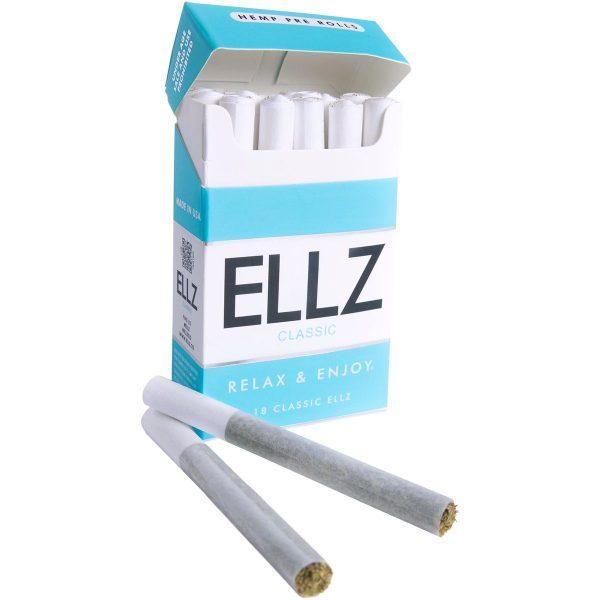 cbd hemp cigarettes ellz classic